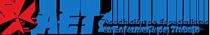 AET: Asociación de Enfermería del Trabajo Logo